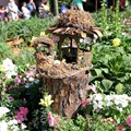 Epcot International Flower and Garden Festival - A Fairy house