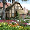 Epcot International Flower and Garden Festival - The UK Pavilion celebrating Teas