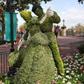 International Flower and Garden Festival - Cinderella and Prince Charming