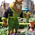 Epcot International Flower and Garden Festival - Beast in France