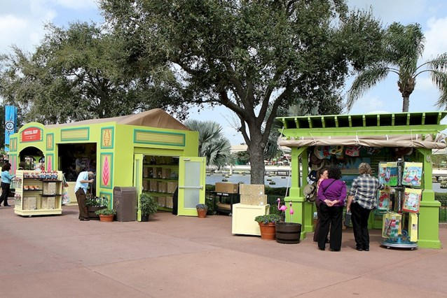 Epcot International Flower and Garden Festival - Merchandise locations near to Mexico