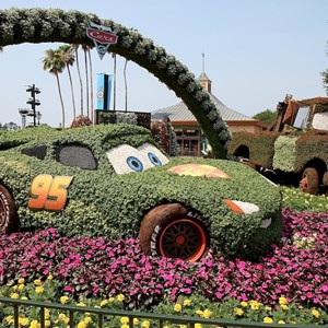 1 of 36: Epcot International Flower and Garden Festival - Pixar Weekend