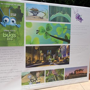 16 of 36: Epcot International Flower and Garden Festival - Pixar Weekend