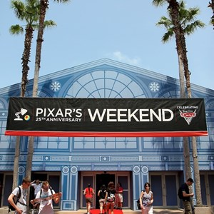 23 of 36: International Flower and Garden Festival - Pixar Weekend