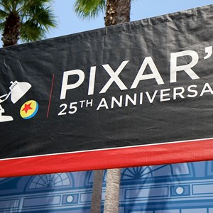 24 of 36: Epcot International Flower and Garden Festival - Pixar Weekend