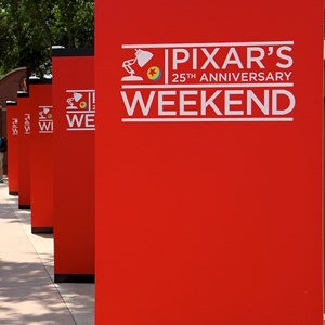 25 of 36: Epcot International Flower and Garden Festival - Pixar Weekend