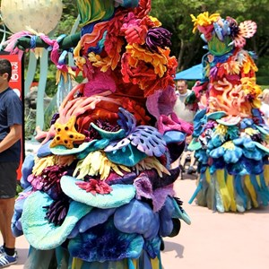 33 of 36: Epcot International Flower and Garden Festival - Pixar Weekend