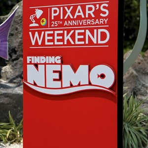 32 of 36: Epcot International Flower and Garden Festival - Pixar Weekend