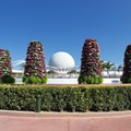 International Flower and Garden Festival - 2013 Epcot Flower and Garden Festival - Spaceship Earth stage