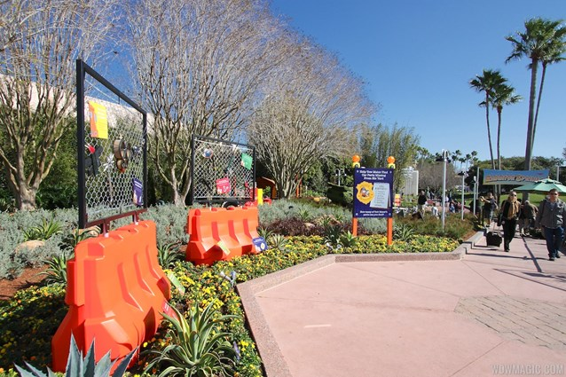 Epcot International Flower and Garden Festival - 2013 Epcot Flower and Garden Festival - Radiator Springs playzone