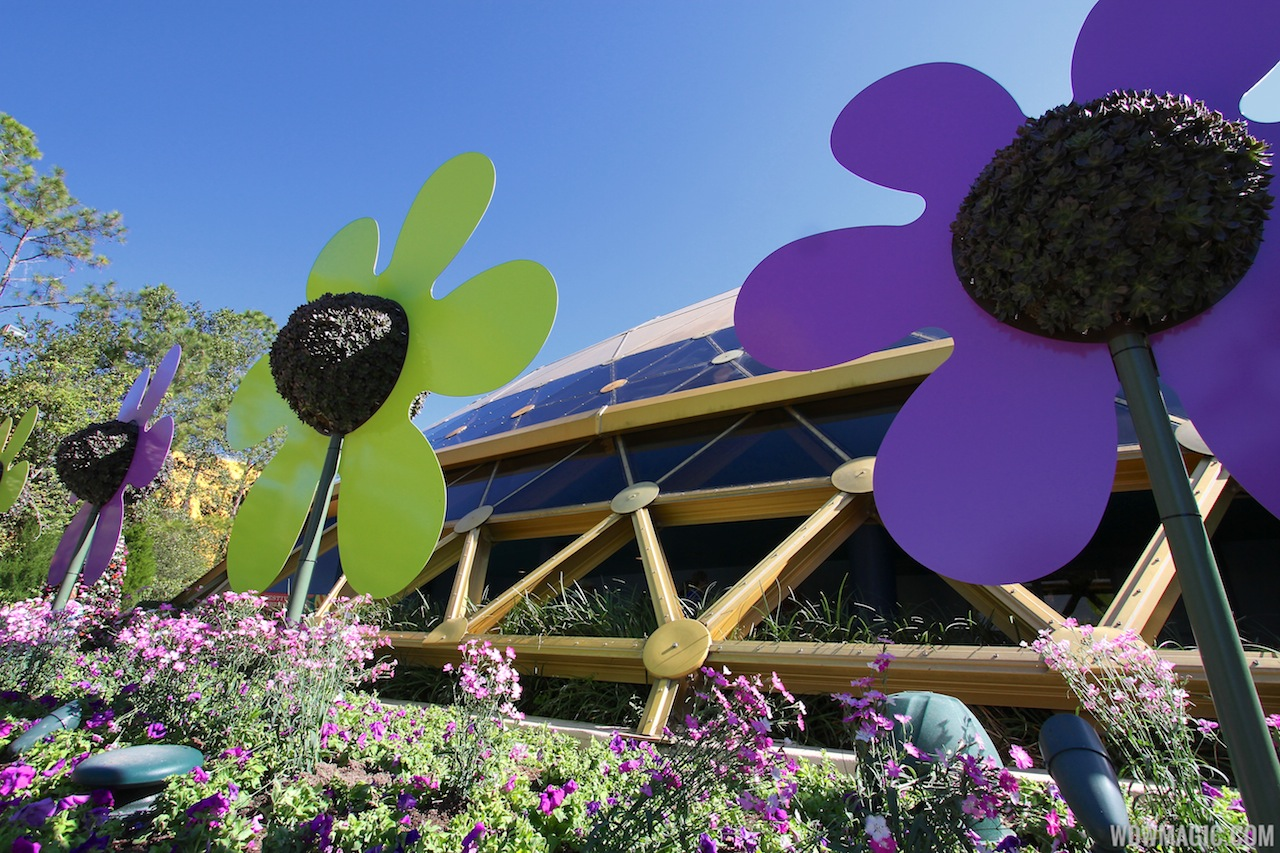 2013 Epcot International Flower And Garden Festival Opening Day Tour Photo 63 Of 127