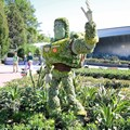 International Flower and Garden Festival - 2013 Epcot Flower and Garden Festival - Buzz Lightyear topiary