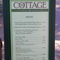 Epcot International Flower and Garden Festival - 2013 Epcot Flower and Garden Festival - Garden Marketplace - The Cottage menu