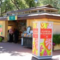 Epcot International Flower and Garden Festival - 2013 Epcot Flower and Garden Festival - merchandise kiosk