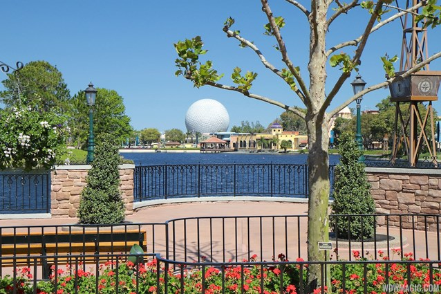 International Flower and Garden Festival - 2013 Epcot Flower and Garden Festival - World Showcase Lagoon