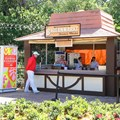 International Flower and Garden Festival - 2013 Epcot Flower and Garden Festival - Garden Marketplace - Bauernmarket kiosk