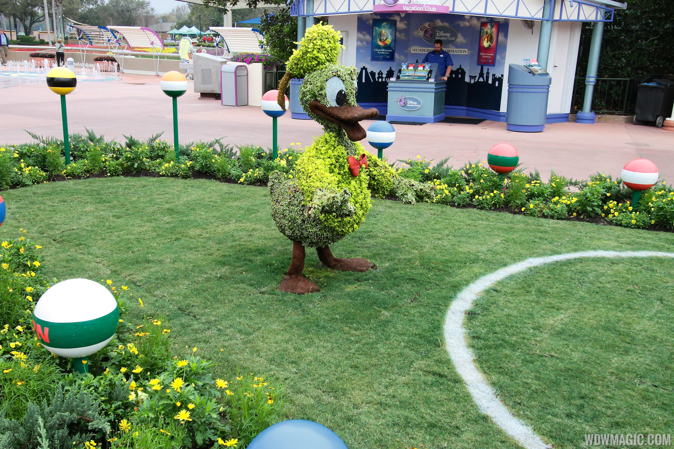 2014 Epcot International Flower And Garden Festival Opening Day Tour Photo 20 Of 82