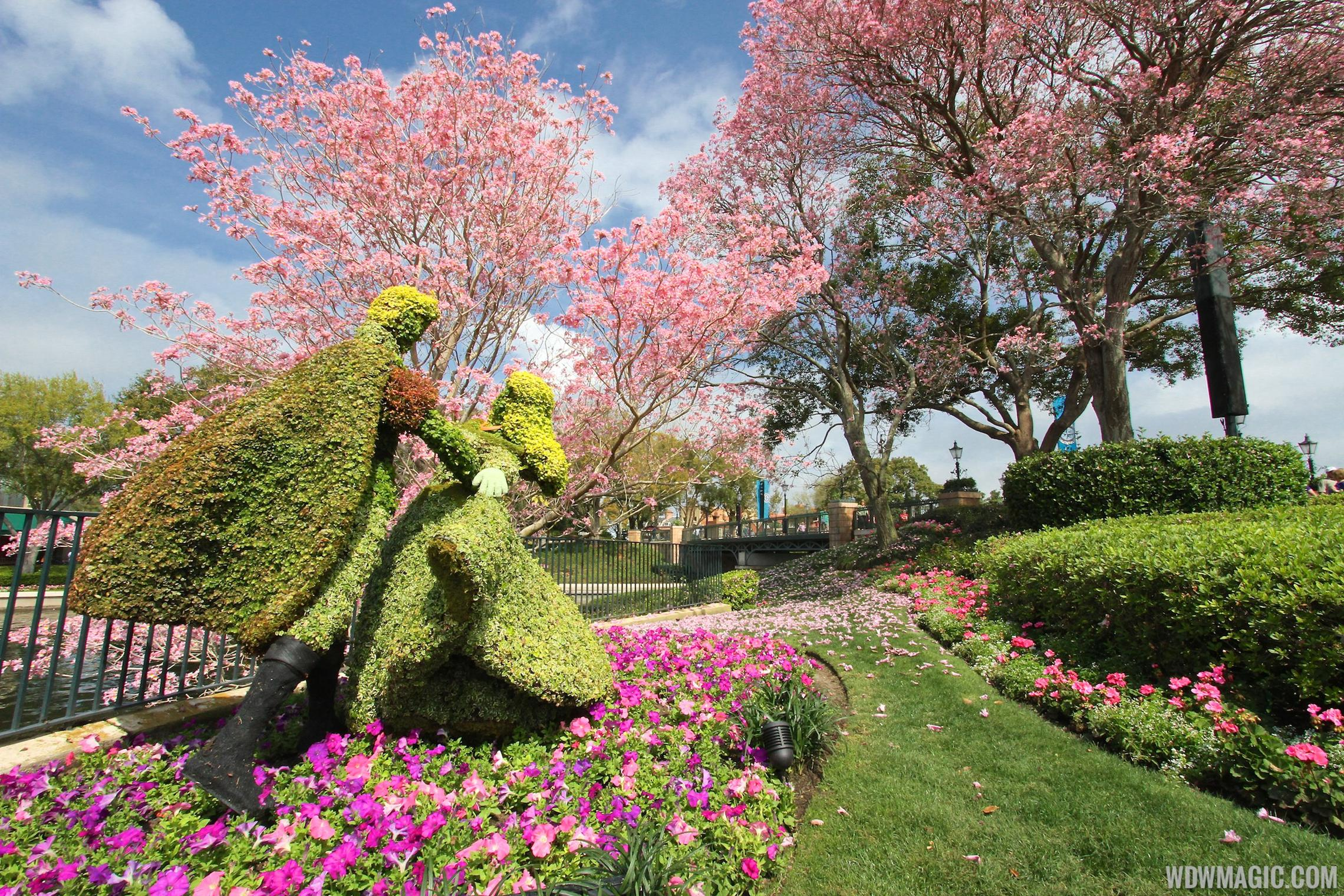 2014 Epcot Flower and Garden Festival