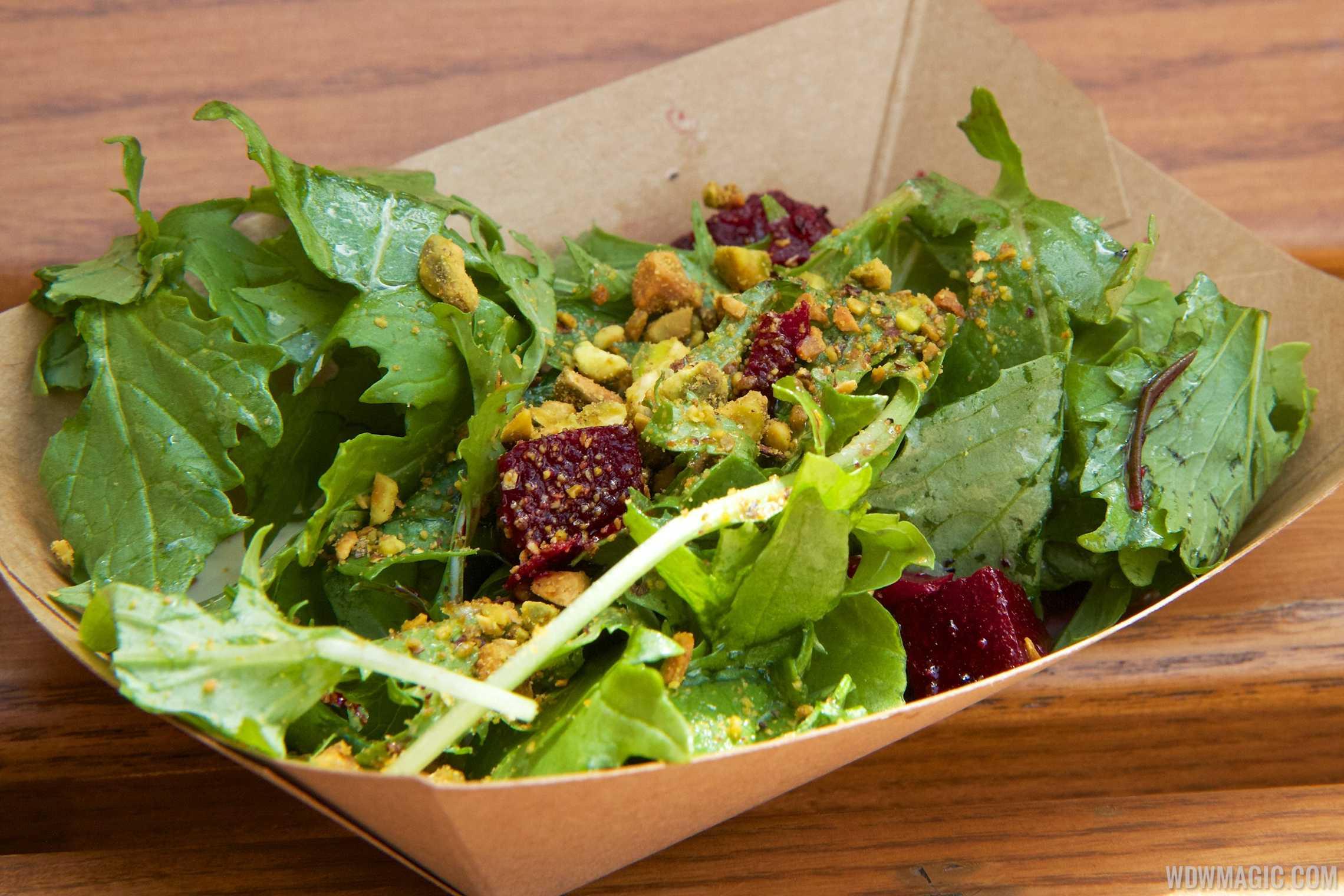 2014 Epcot Flower and Garden Festival Outdoor Kitchen - Urban Farm Eats - Pickled beet salad