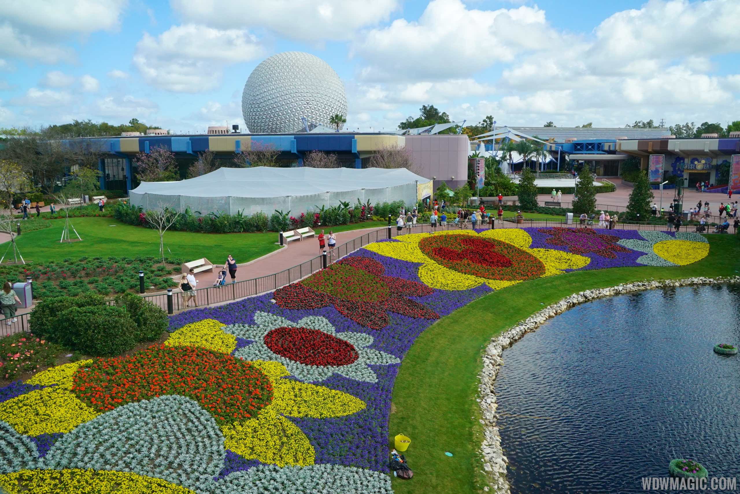 2015 epcot international flower and garden festival for Garden design fest 2014