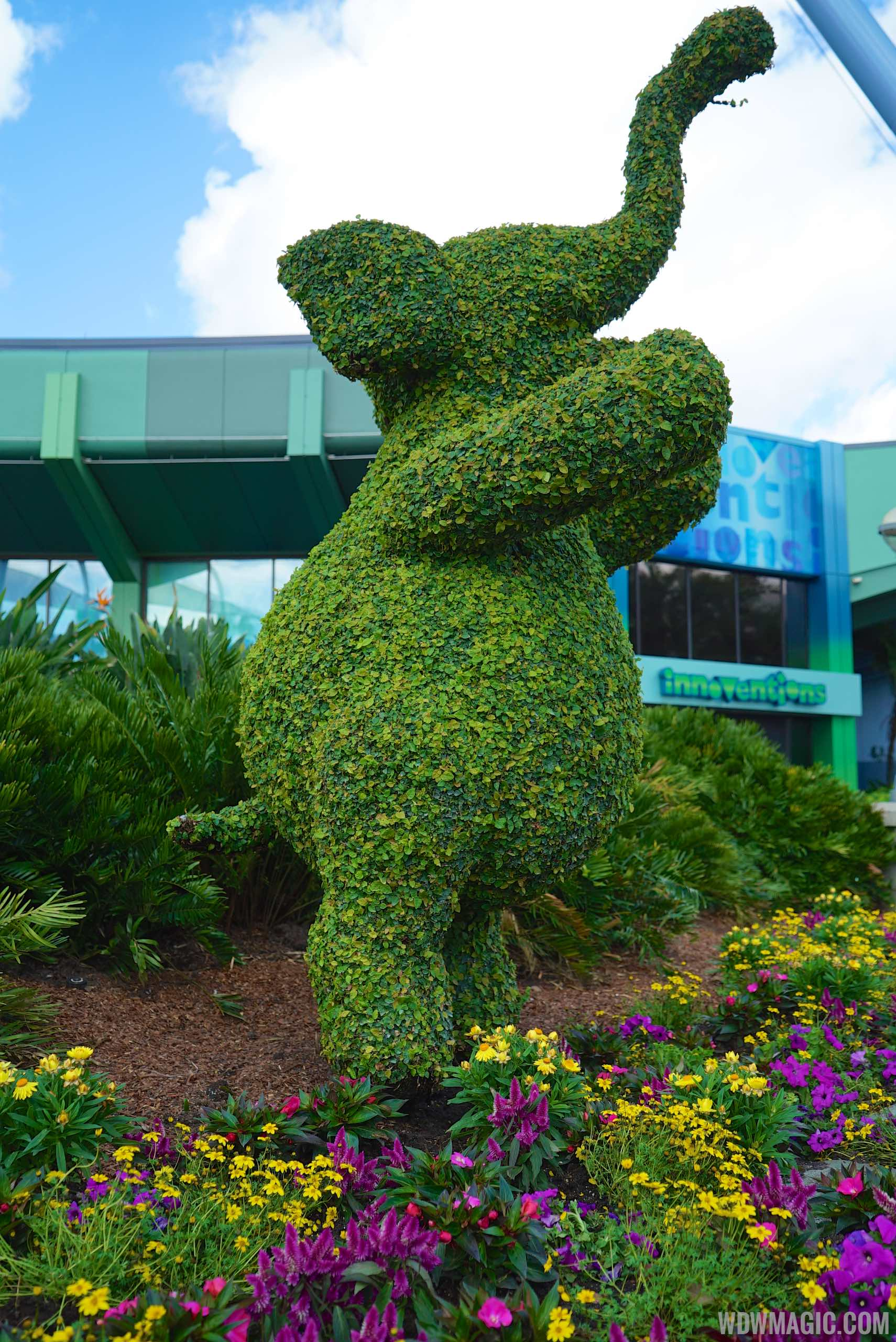 2015 Epcot International Flower And Garden Festival Opening Day Tour Photo 14 Of 74