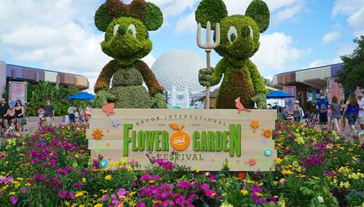 More details announced for this year's Epcot International Flower and Garden Festival
