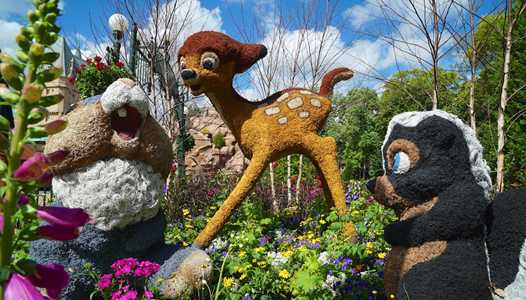 VIDEO - First look at merchandise for the 2016 Epcot Flower and Garden Festival