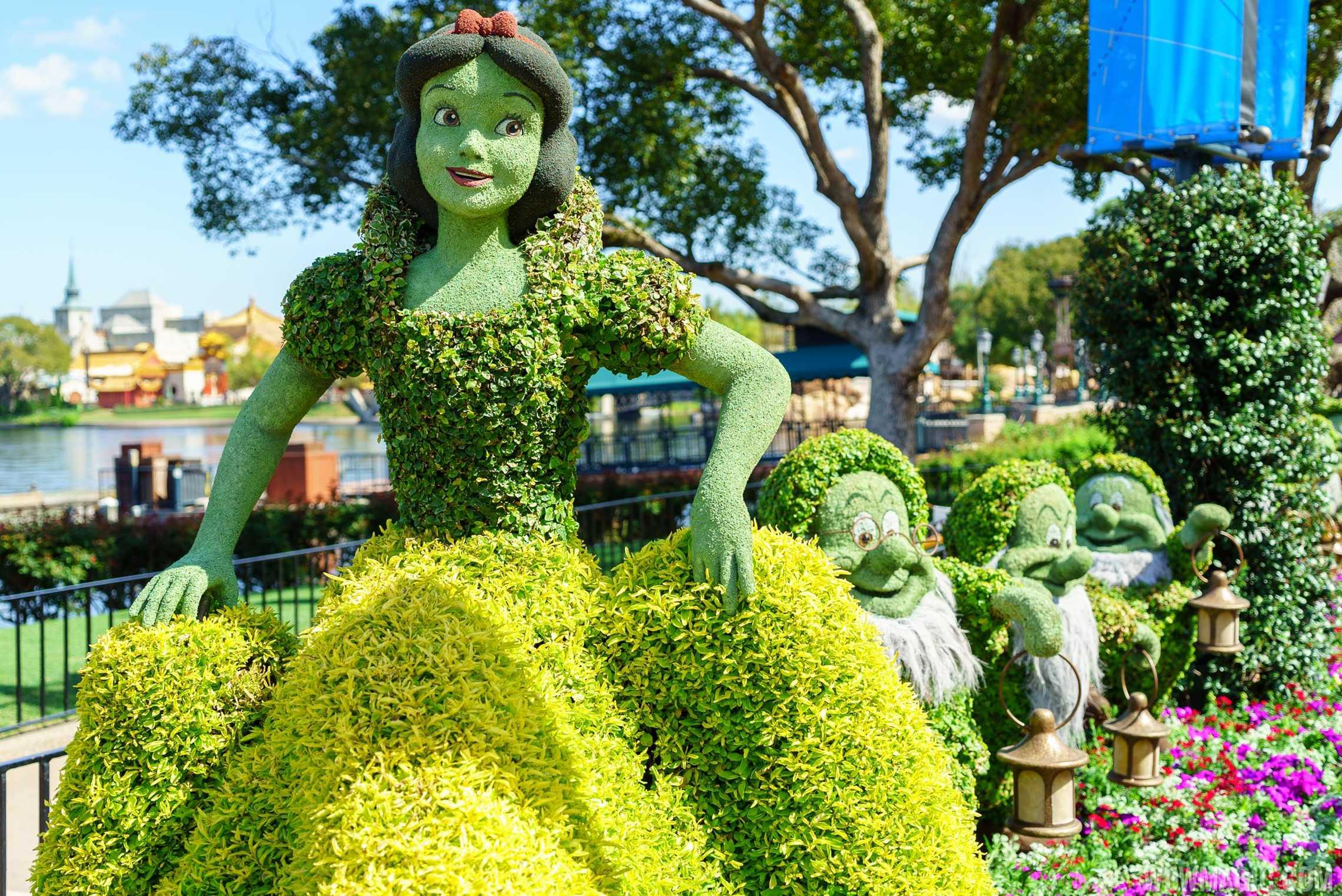 Photos 2016 Epcot Flower And Garden Festival
