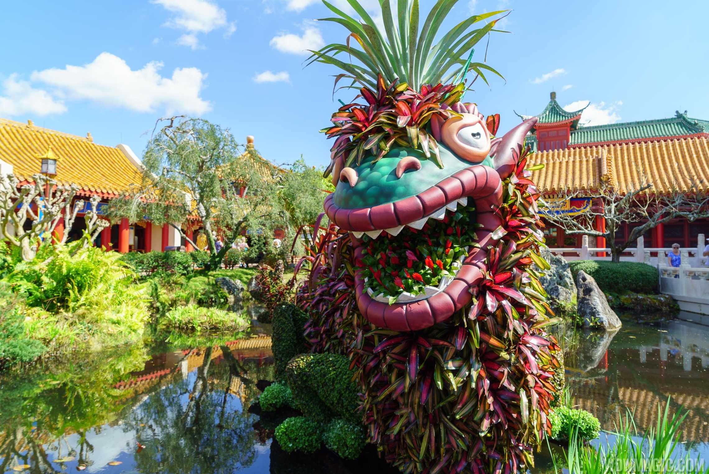 2016 Epcot International Flower And Garden Festival Topiary Tour Photo 84 Of 88