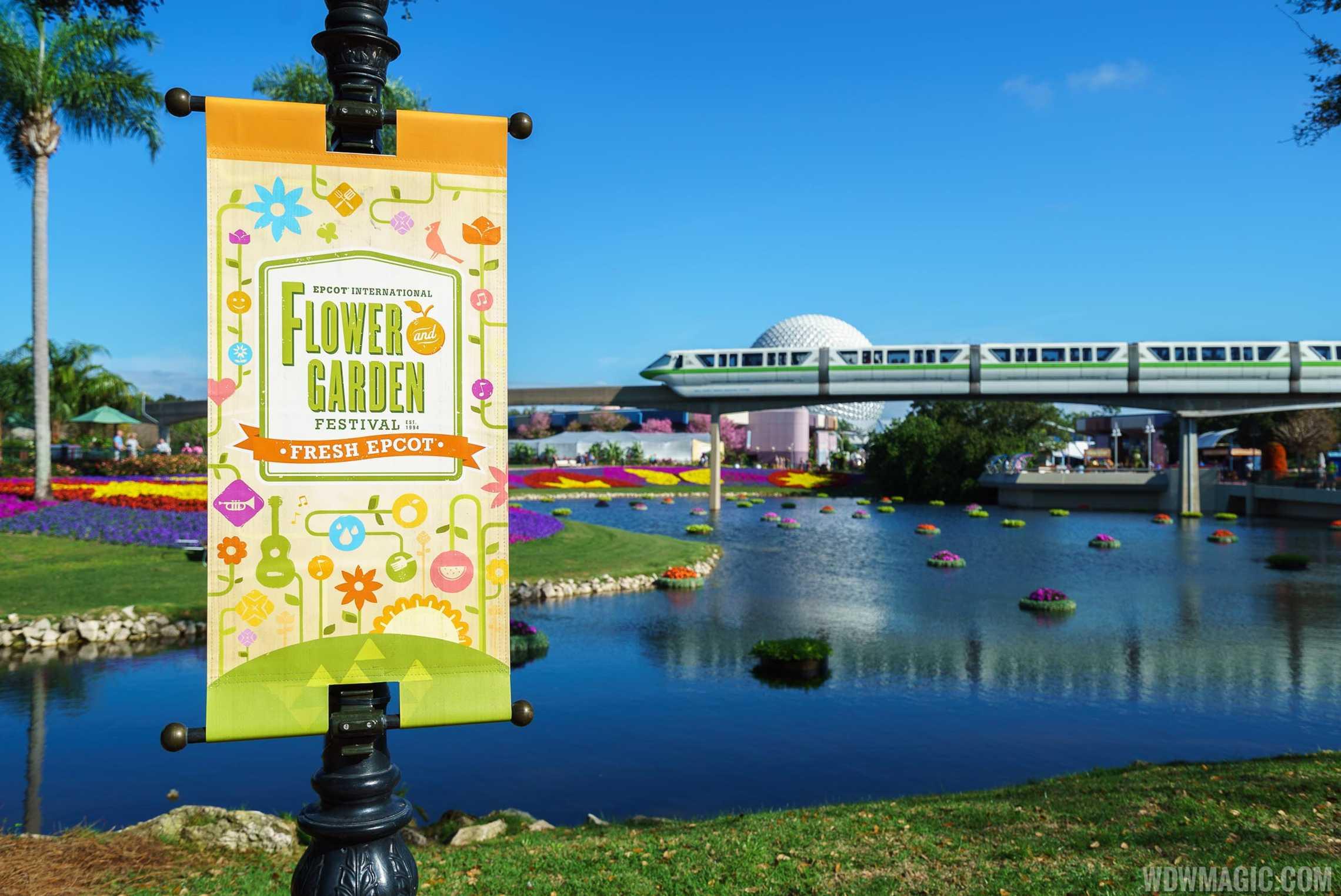 2017 Flower and Garden Festival - Signage
