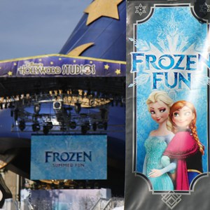 3 of 15: 'Frozen' Summer Fun - Live at Disney's Hollywood Studios - Frozen Summer Fun - Decor and signs