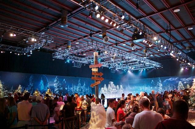 'Frozen' Summer Fun - Live at Disney's Hollywood Studios - Frozen Summer Fun - Inside Wandering Oaken's Trading Post and Frozen Funland