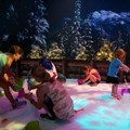 'Frozen' Summer Fun - Live at Disney's Hollywood Studios - Frozen Summer Fun - Inside Wandering Oaken's Trading Post and Frozen Funland snow play area