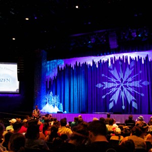 15 of 15: 'Frozen' Summer Fun - Live at Disney's Hollywood Studios - Frozen Summer Fun - For The First Time in Forever: A Frozen Sing-Along Celebration stage