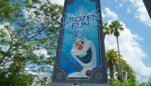 Frozen 'Bibbidi Bobbidi Boutique'-type experience coming to Frozen Summer Fun at Disney's Hollywood Studios