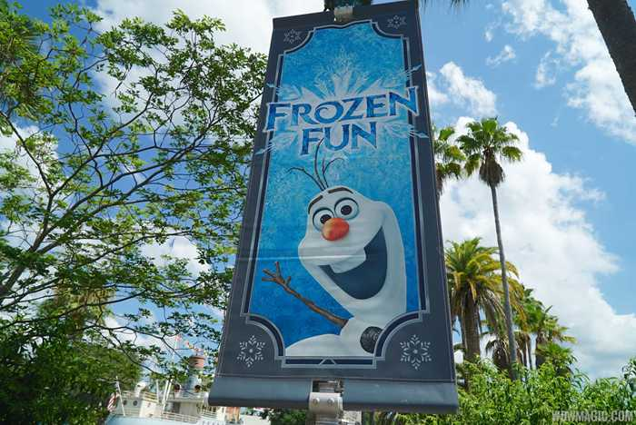 Frozen Summer Fun overview