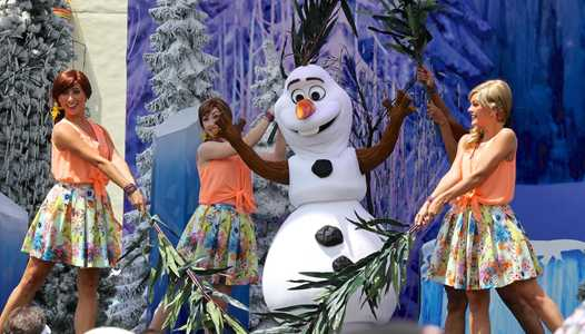Final chance to see 'Frozen Summer Fun - Live at Disney's Hollywood Studios' this weekend
