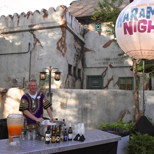 6 of 24: Harambe Nights - Harambe Nights - Pre-concert bar