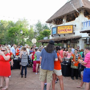 10 of 24: Harambe Nights - Harambe Nights - Pre-concert welcome reception