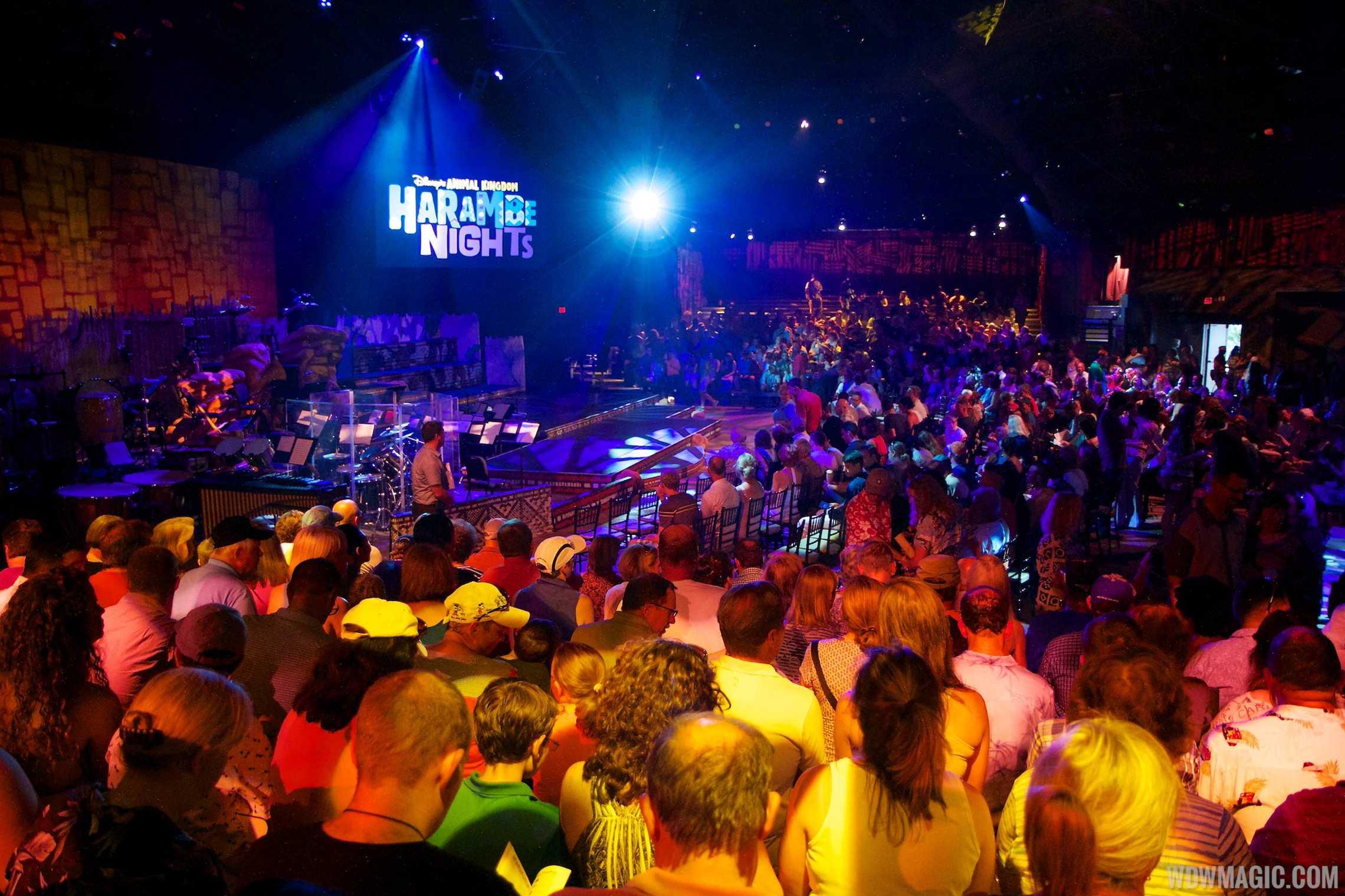 Harambe Nights - Inside the Harambe Theater