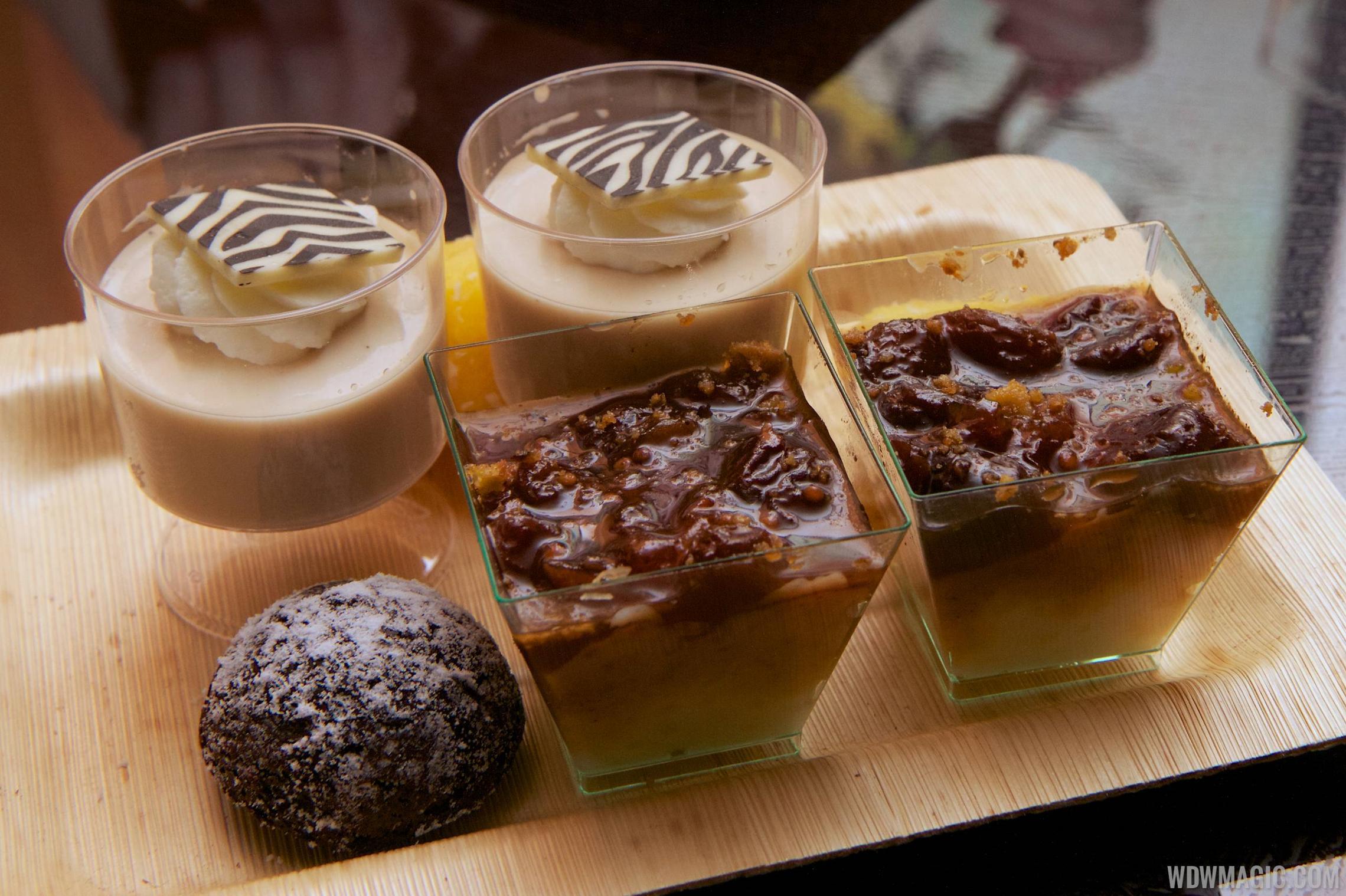 Harambe Nights - Desserts