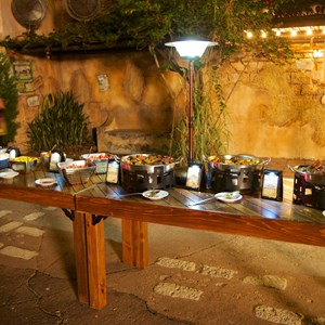 22 of 24: Harambe Nights - Harambe Nights - Buffet food stations