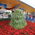 Holidays Around the World at Epcot - Turnstyle decorations