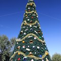 Holidays Around the World at Epcot - 2011 Epcot Christmas Tree