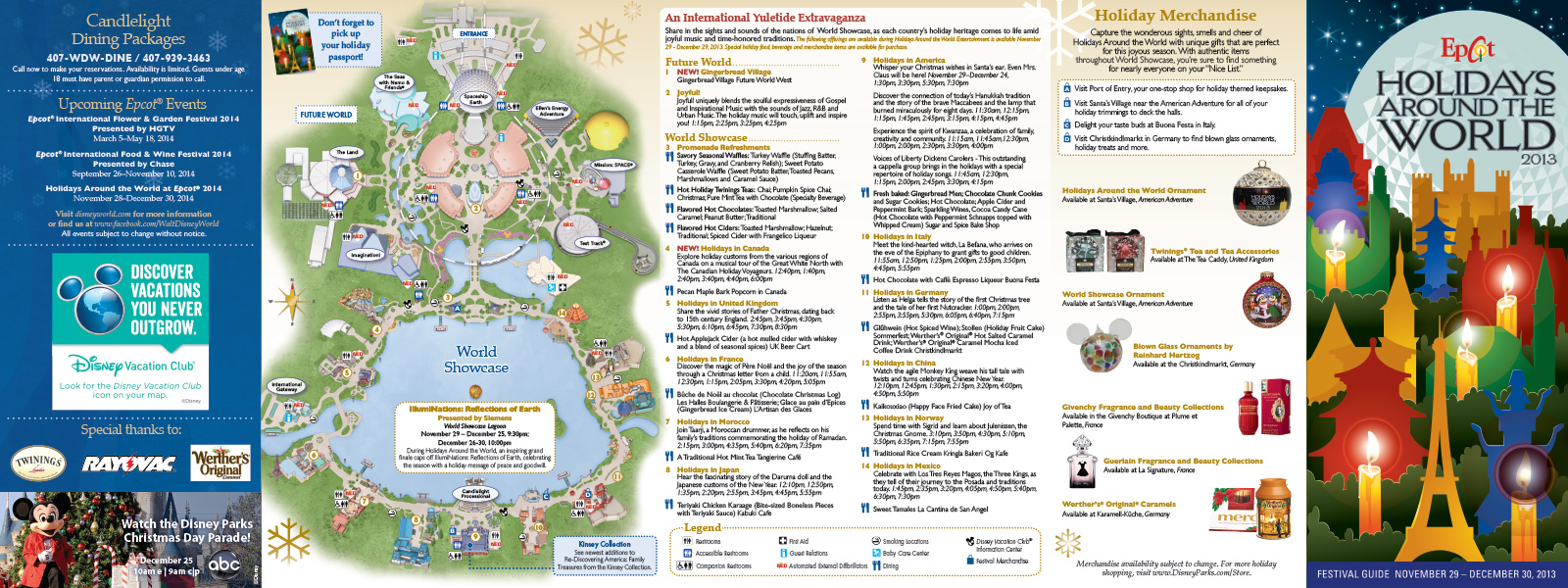 Epcot Food And Wine Festival Schedule