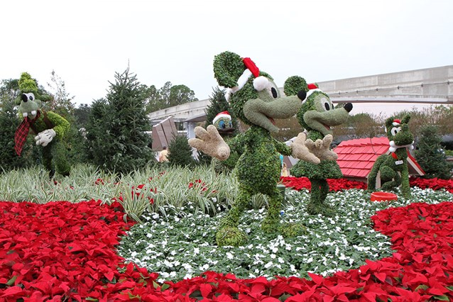 Holidays Around the World at Epcot