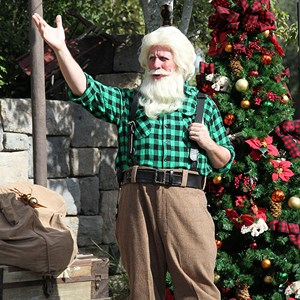 2 of 6: Holidays Around the World at Epcot - Holiday Storytellers - Canada - A Christmas Journey