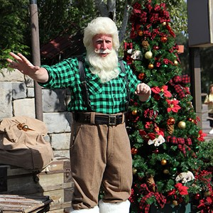 3 of 6: Holidays Around the World at Epcot - Holiday Storytellers - Canada - A Christmas Journey