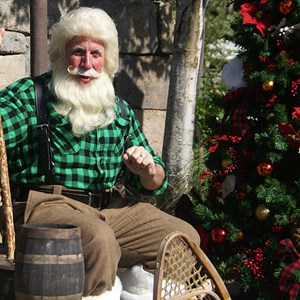 5 of 6: Holidays Around the World at Epcot - Holiday Storytellers - Canada - A Christmas Journey