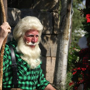 6 of 6: Holidays Around the World at Epcot - Holiday Storytellers - Canada - A Christmas Journey
